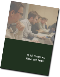 Book cover React and Redux